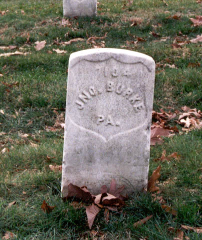 Today, he is buried at Arlington National Cemetery