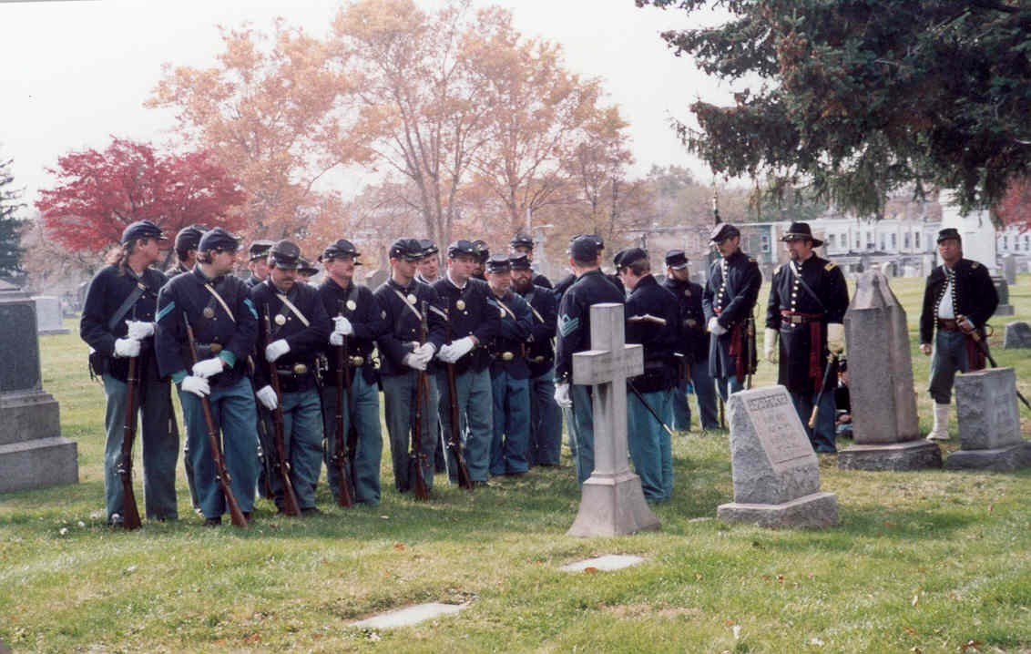 10 more graves were marked in 2002
